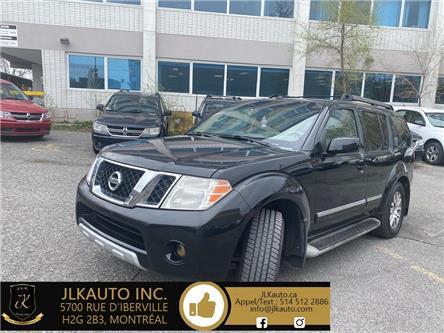 2009 Nissan Pathfinder LE (Stk: K579) in Montréal - Image 1 of 21