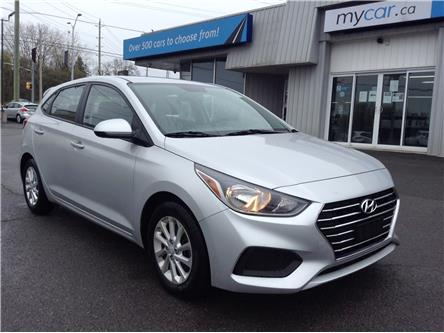 2020 Hyundai Accent Preferred (Stk: 210347) in Kingston - Image 1 of 24