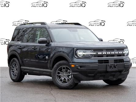 2021 Ford Bronco Sport Big Bend (Stk: 21BR400) in St. Catharines - Image 1 of 26