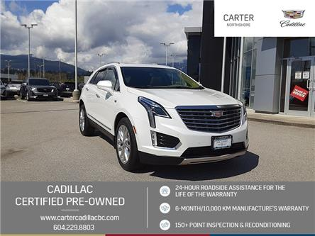 2017 Cadillac XT5 Platinum (Stk: 1D36961) in North Vancouver - Image 1 of 24