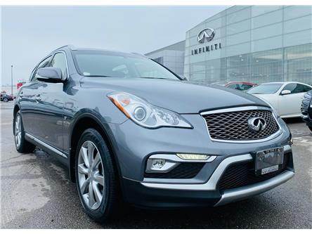2017 Infiniti QX50 Base (Stk: H9627A) in Thornhill - Image 1 of 19