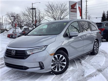 2022 Honda Odyssey EX-L RES (Stk: 11-22012) in Barrie - Image 1 of 26