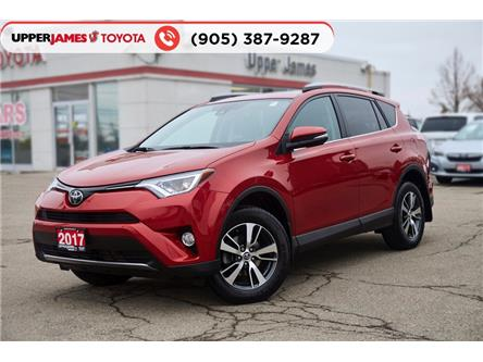 2017 Toyota RAV4 XLE (Stk: 95169) in Hamilton - Image 1 of 21