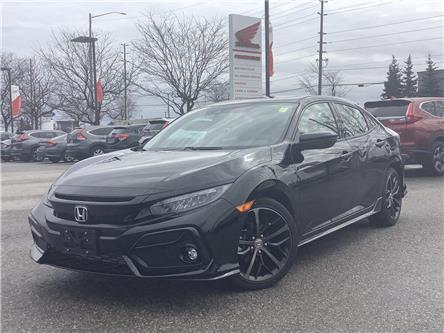 2021 Honda Civic Sport Touring (Stk: 11-21496) in Barrie - Image 1 of 21