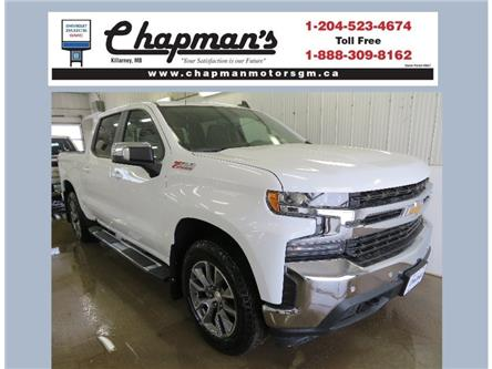 2021 Chevrolet Silverado 1500 LT (Stk: 21-125) in KILLARNEY - Image 1 of 35