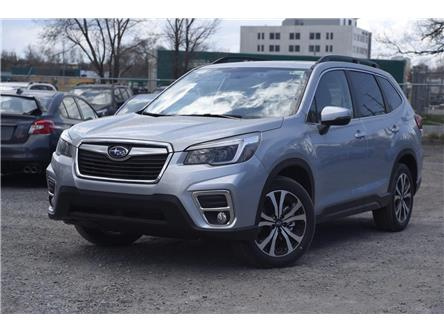 2021 Subaru Forester Limited (Stk: 18-SM321) in Ottawa - Image 1 of 22