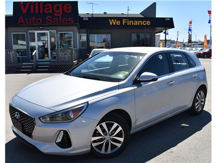 2019 Hyundai Elantra GT Preferred (Stk: P38312C) in Saskatoon - Image 1 of 19