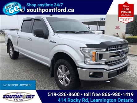 2019 Ford F-150 XLT (Stk: S6910B) in Leamington - Image 1 of 24