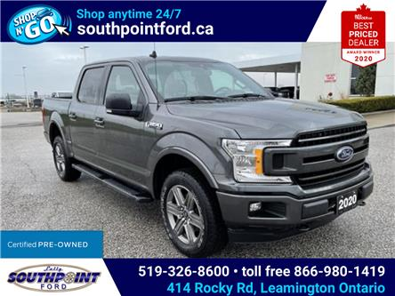 2020 Ford F-150 XLT (Stk: S6901A) in Leamington - Image 1 of 27