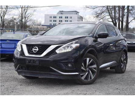 2015 Nissan Murano Platinum (Stk: 18-P2462A) in Ottawa - Image 1 of 26