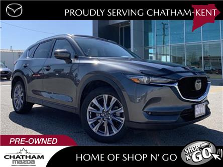 2019 Mazda CX-5 GT w/Turbo (Stk: NM3501A) in Chatham - Image 1 of 23