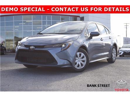 2020 Toyota Corolla LE (Stk: 19-27755) in Ottawa - Image 1 of 22