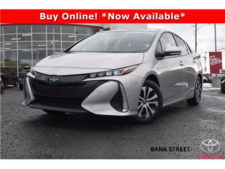 2021 Toyota Prius Prime Upgrade (Stk: 19-28671) in Ottawa - Image 1 of 22