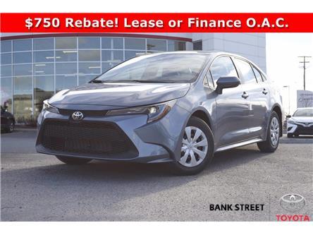 2020 Toyota Corolla LE (Stk: 19-28438) in Ottawa - Image 1 of 22