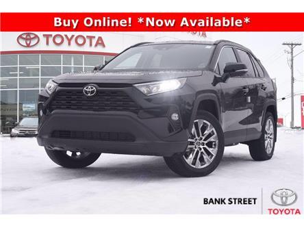 2021 Toyota RAV4 XLE (Stk: 19-28896) in Ottawa - Image 1 of 26