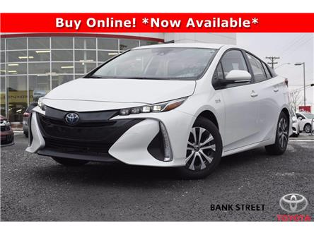 2021 Toyota Prius Prime Base (Stk: 19-28672) in Ottawa - Image 1 of 30