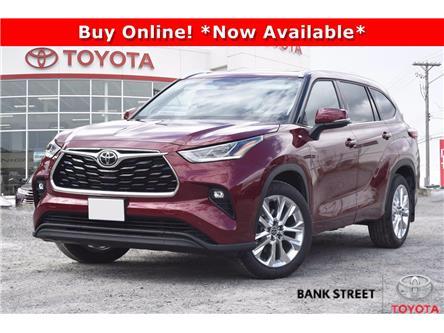 2021 Toyota Highlander Limited (Stk: 19-29029) in Ottawa - Image 1 of 24