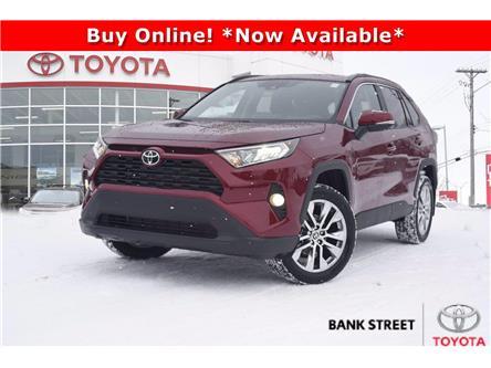 2021 Toyota RAV4 XLE (Stk: 19-29074) in Ottawa - Image 1 of 25