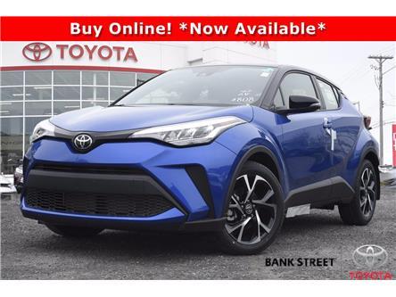 2021 Toyota C-HR XLE Premium (Stk: 19-29100) in Ottawa - Image 1 of 23