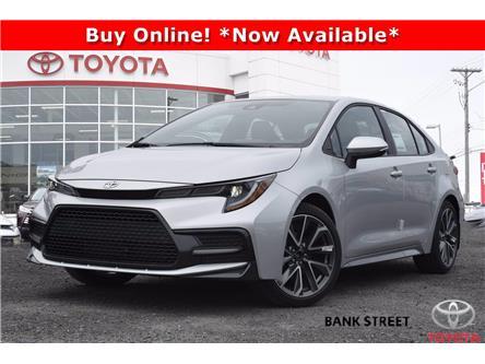 2021 Toyota Corolla SE (Stk: 19-29127) in Ottawa - Image 1 of 25