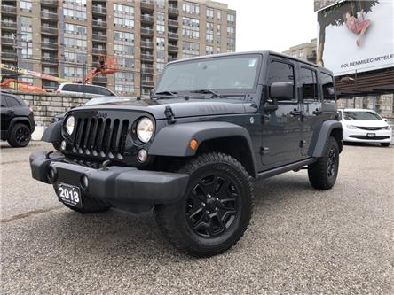 2018 Jeep Wrangler JK Unlimited Sport (Stk: P5324) in North York - Image 1 of 25