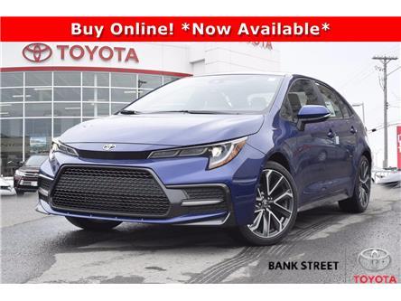 2021 Toyota Corolla SE (Stk: 19-28982) in Ottawa - Image 1 of 24