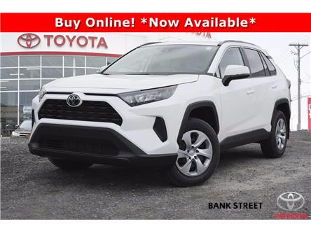 2021 Toyota RAV4 LE (Stk: 19-29106) in Ottawa - Image 1 of 23