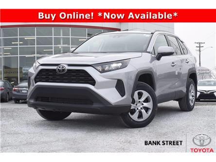 2021 Toyota RAV4 LE (Stk: 19-29111) in Ottawa - Image 1 of 19