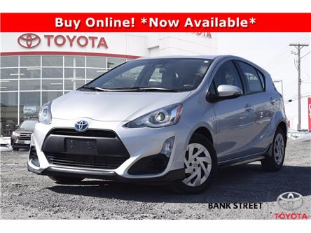 2017 Toyota Prius C Base (Stk: 19-L29043) in Ottawa - Image 1 of 24
