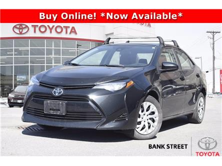 2017 Toyota Corolla LE (Stk: 19-29058A) in Ottawa - Image 1 of 21