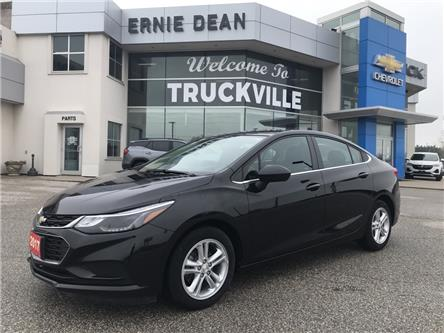 2017 Chevrolet Cruze LT Auto (Stk: P2295) in Alliston - Image 1 of 17