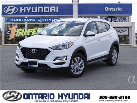2021 Hyundai Tucson Preferred w/Sun & Leather Package (Stk: 13-361625) in Whitby - Image 1 of 20