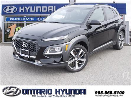 2021 Hyundai Kona 1.6T Trend (Stk: 13-700655) in Whitby - Image 1 of 20