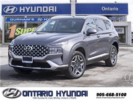 2021 Hyundai Santa Fe HEV Luxury (Stk: 13-003159) in Whitby - Image 1 of 20