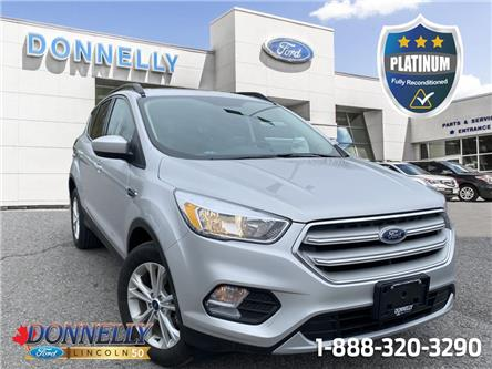 2018 Ford Escape SE (Stk: PLDV502A) in Ottawa - Image 1 of 27