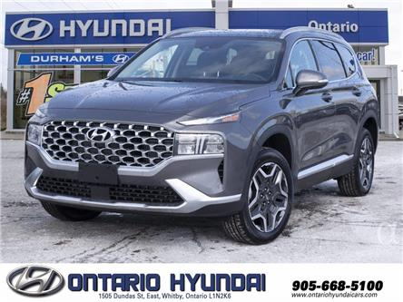 2021 Hyundai Santa Fe HEV Preferred w/Trend Package (Stk: 13-003008) in Whitby - Image 1 of 20