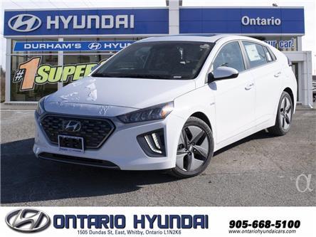 2020 Hyundai Ioniq Plug-In Hybrid Ultimate (Stk: 13-238707) in Whitby - Image 1 of 20