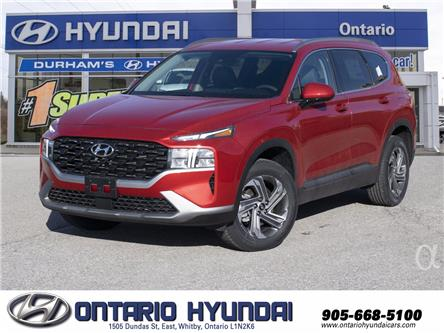 2021 Hyundai Santa Fe ESSENTIAL (Stk: 13-324441) in Whitby - Image 1 of 17