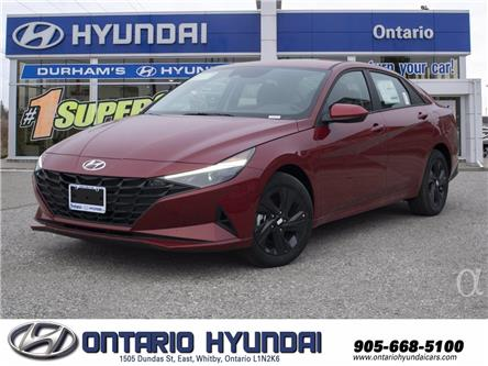 2021 Hyundai Elantra HEV Preferred (Stk: 13-005805) in Whitby - Image 1 of 17