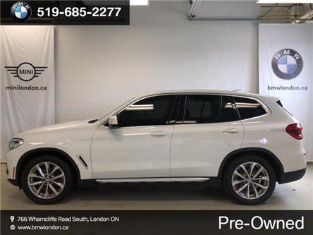 2018 BMW X3 xDrive30i (Stk: UPB2863) in London - Image 1 of 19