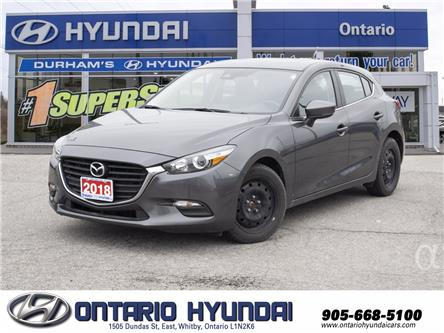 2018 Mazda Mazda3 Sport GS (Stk: 88071K) in Whitby - Image 1 of 19