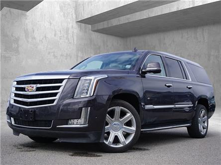 2017 Cadillac Escalade ESV Luxury (Stk: P21-679) in Kelowna - Image 1 of 22