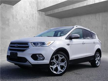 2017 Ford Escape Titanium (Stk: 21-582A) in Kelowna - Image 1 of 21