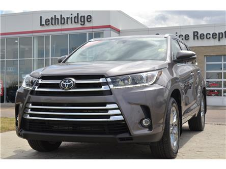 2019 Toyota Highlander Limited (Stk: 1FR3618A) in Lethbridge - Image 1 of 34