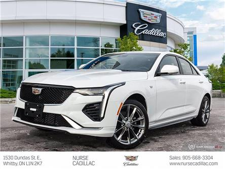 2021 Cadillac CT4 Sport (Stk: 21K112) in Whitby - Image 1 of 26