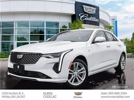 2021 Cadillac CT4 Luxury (Stk: 21K107) in Whitby - Image 1 of 26