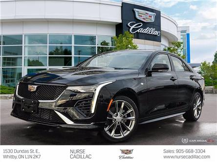 2021 Cadillac CT4 Sport (Stk: 21K111) in Whitby - Image 1 of 26