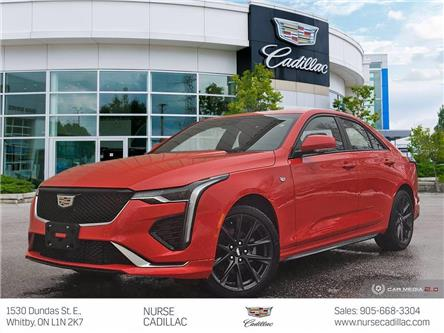 2021 Cadillac CT4 Sport (Stk: 21K078) in Whitby - Image 1 of 26