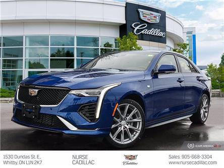 2021 Cadillac CT4 Sport (Stk: 21K113) in Whitby - Image 1 of 26