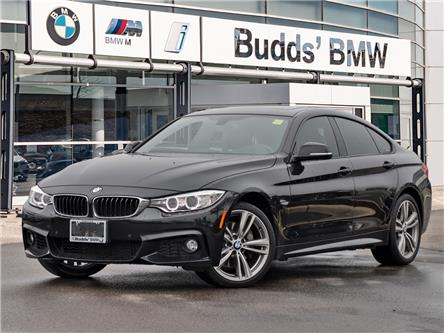 2017 BMW 440i xDrive Gran Coupe (Stk: DB8125) in Oakville - Image 1 of 29